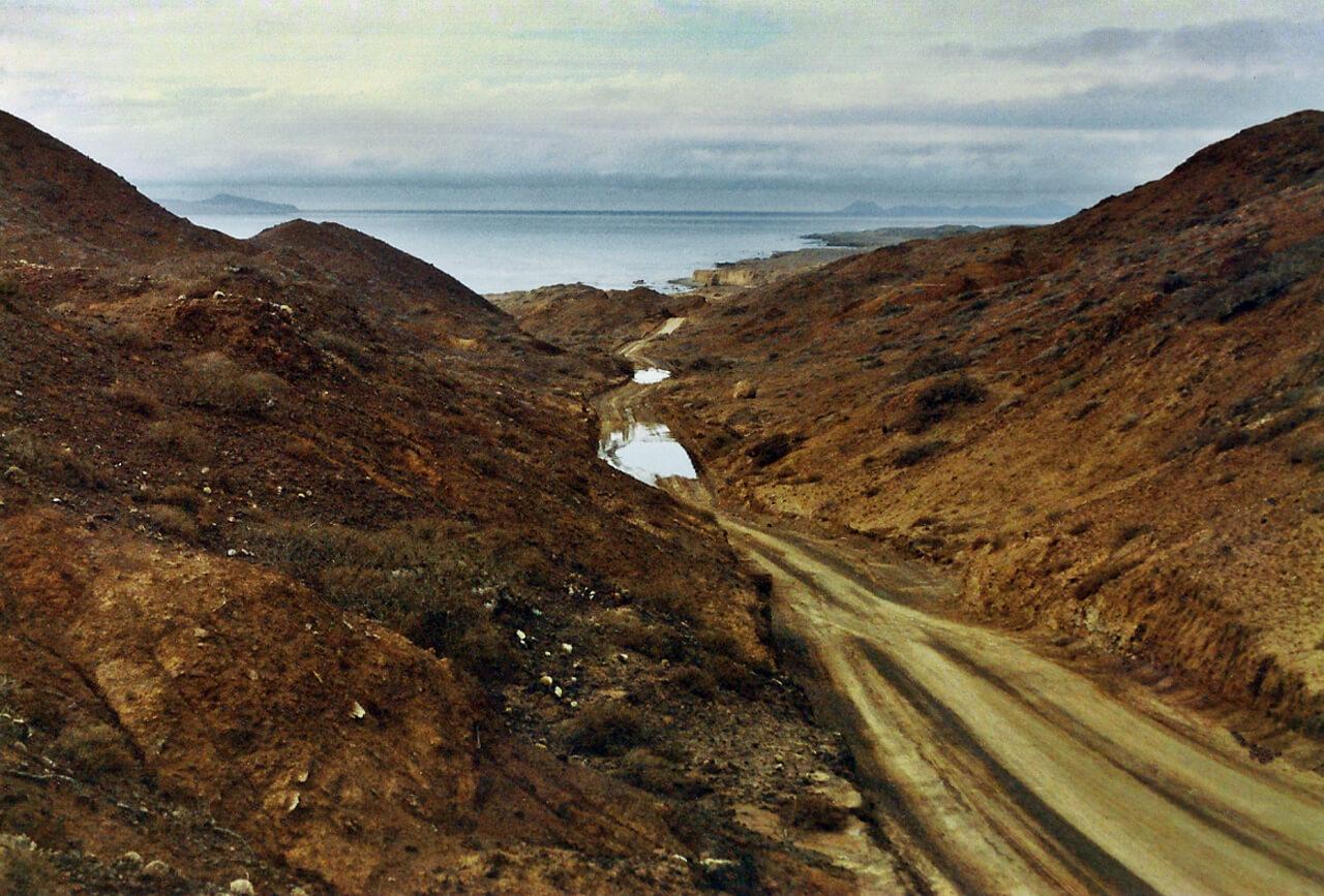 Finally A Good Baja Road